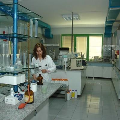 Doğal A.Ş. Laboratuvar